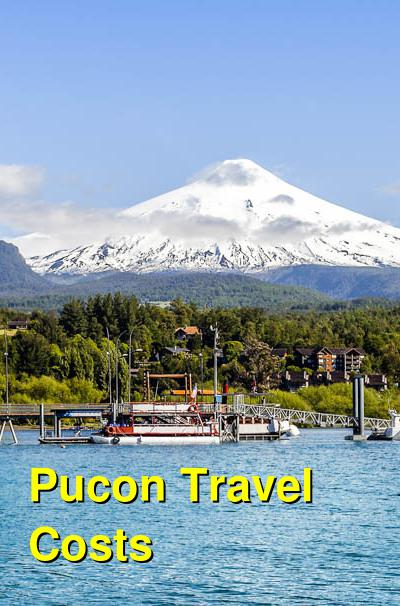 Pucon Travel Cost - Average Price of a Vacation to Pucon: Food & Meal Budget, Daily & Weekly Expenses | BudgetYourTrip.com
