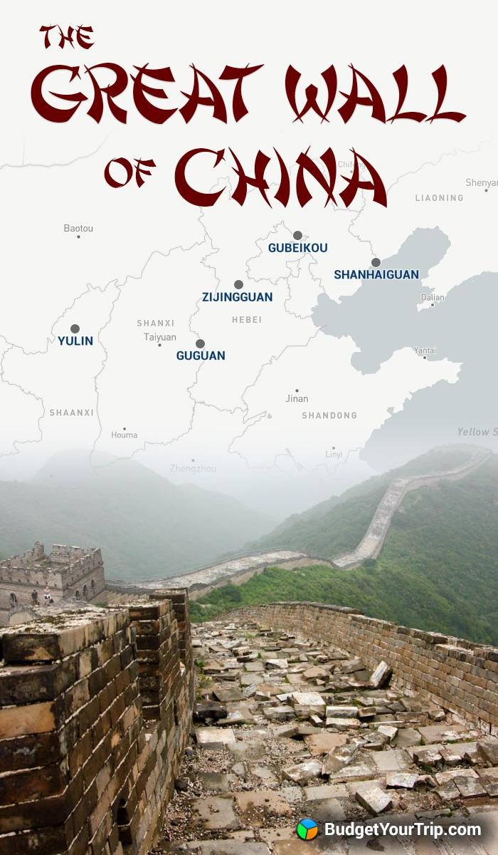 How to get to the Great Wall of China | Budget Your Trip