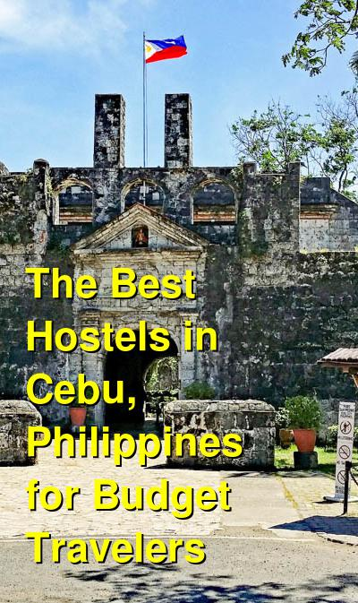 The Best Hostels in Cebu, Philippines for Budget Travelers | Budget Your Trip