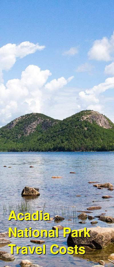 Acadia National Park Travel Costs & Prices - Mount Desert Island, Cadillac Mountain, Hiking & Biking | BudgetYourTrip.com