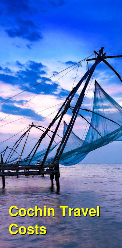 Cochin Travel Costs & Prices - Seafood, Food Stalls, & Cricket Matches | BudgetYourTrip.com