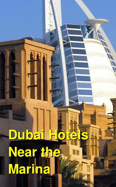 Dubai Hotels Near the Marina | Budget Your Trip