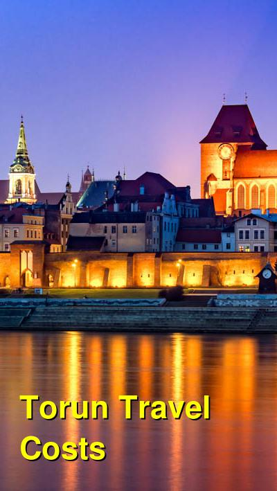 Torun Travel Cost - Average Price of a Vacation to Torun: Food & Meal Budget, Daily & Weekly Expenses | BudgetYourTrip.com