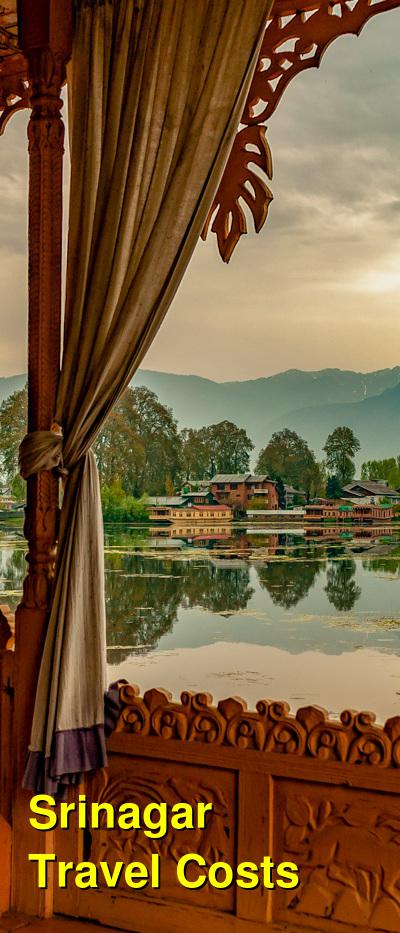Srinagar Travel Cost - Average Price of a Vacation to Srinagar: Food & Meal Budget, Daily & Weekly Expenses | BudgetYourTrip.com