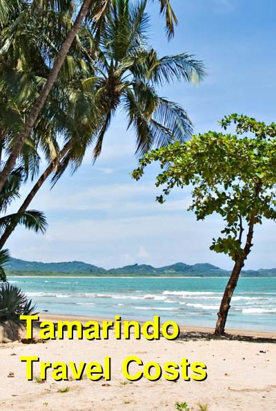 Tamarindo Travel Cost - Average Price of a Vacation to Tamarindo: Food & Meal Budget, Daily & Weekly Expenses | BudgetYourTrip.com