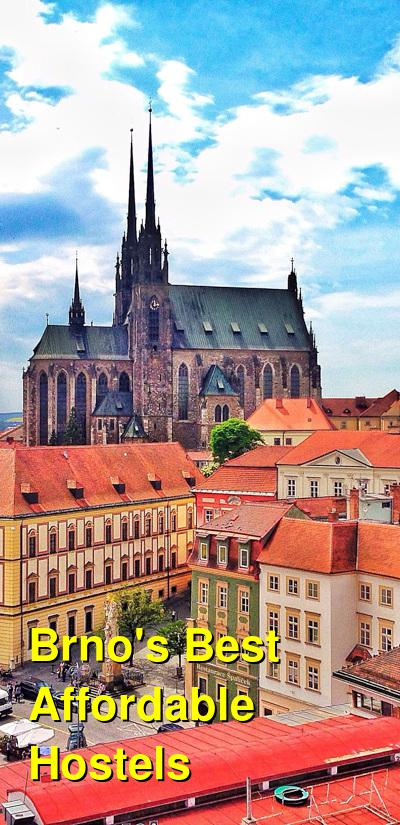 Brno's Best Affordable Hostels | Budget Your Trip