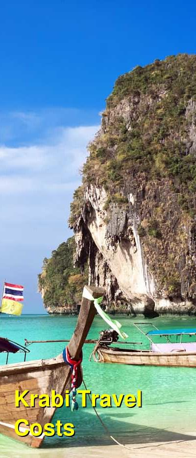 Krabi Travel Cost - Average Price of a Vacation to Krabi: Food & Meal Budget, Daily & Weekly Expenses | BudgetYourTrip.com