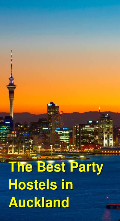 The Best Party Hostels in Auckland | Budget Your Trip