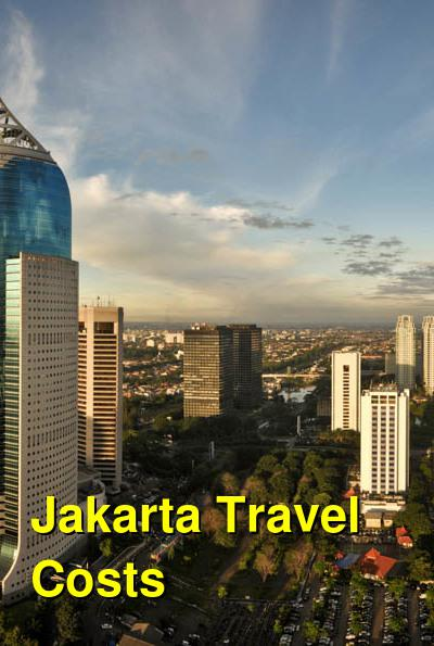 Jakarta Travel Costs & Prices - Shopping, Restaurants, Temples | BudgetYourTrip.com