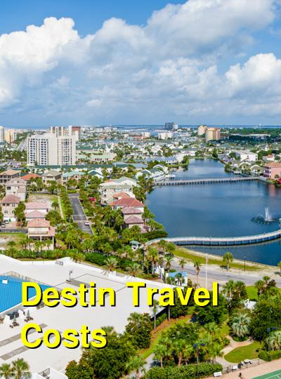 Destin Travel Cost - Average Price of a Vacation to Destin: Food & Meal Budget, Daily & Weekly Expenses | BudgetYourTrip.com