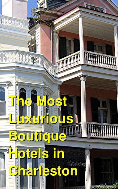 The Most Luxurious Boutique Hotels in Charleston | Budget Your Trip