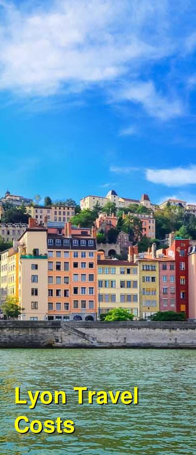 Lyon Travel Cost - Average Price of a Vacation to Lyon: Food & Meal Budget, Daily & Weekly Expenses | BudgetYourTrip.com