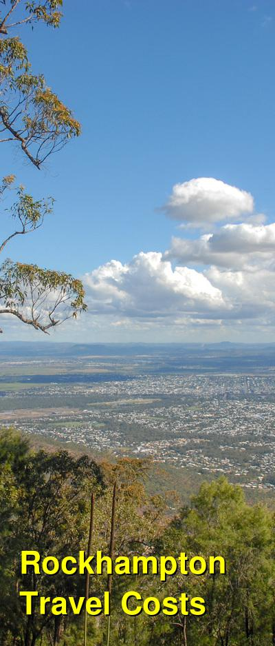 Rockhampton Travel Cost - Average Price of a Vacation to Rockhampton: Food & Meal Budget, Daily & Weekly Expenses | BudgetYourTrip.com
