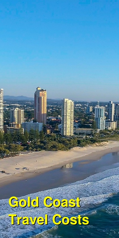 Gold Coast Travel Cost - Average Price of a Vacation to Gold Coast: Food & Meal Budget, Daily & Weekly Expenses | BudgetYourTrip.com