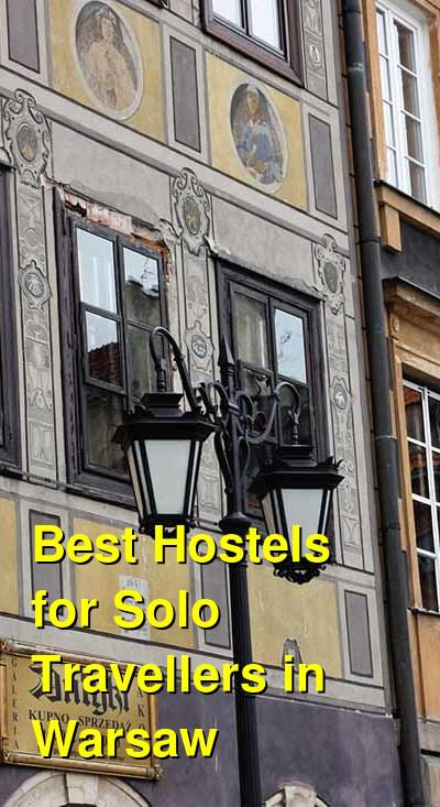 Best Hostels for Solo Travellers in Warsaw | Budget Your Trip