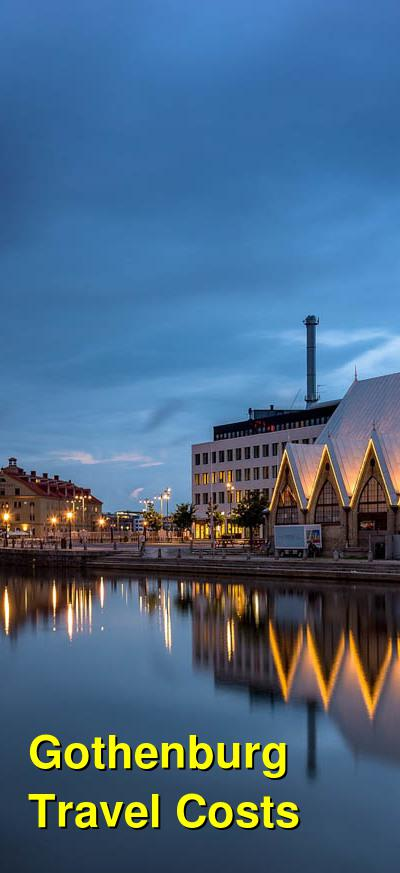 Gothenburg Travel Cost - Average Price of a Vacation to Gothenburg: Food & Meal Budget, Daily & Weekly Expenses | BudgetYourTrip.com