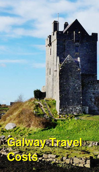 Galway Travel Cost - Average Price of a Vacation to Galway: Food & Meal Budget, Daily & Weekly Expenses | BudgetYourTrip.com