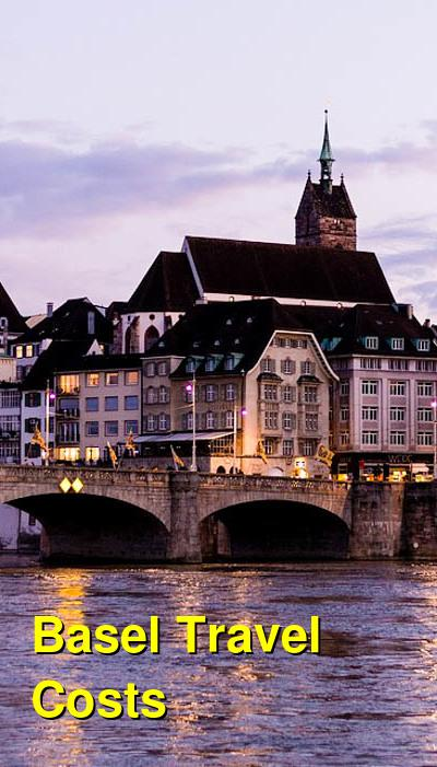 Basel Travel Cost - Average Price of a Vacation to Basel: Food & Meal Budget, Daily & Weekly Expenses | BudgetYourTrip.com