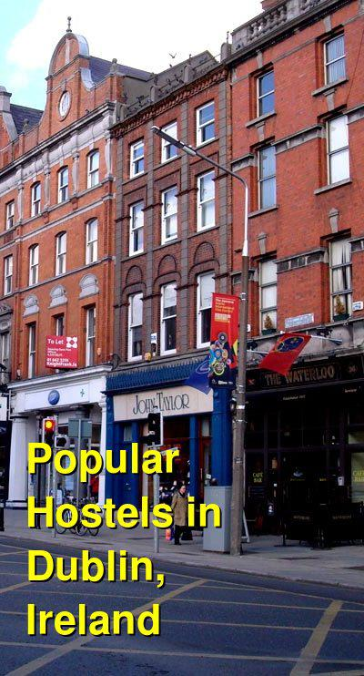 Popular Hostels in Dublin, Ireland | Budget Your Trip