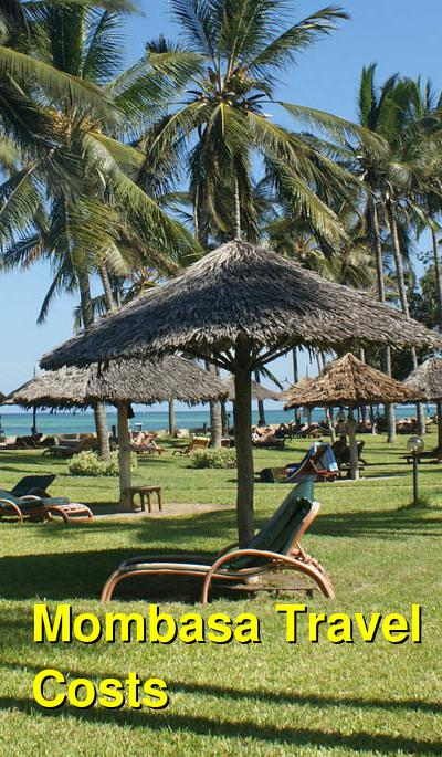 Mombasa Travel Cost - Average Price of a Vacation to Mombasa: Food & Meal Budget, Daily & Weekly Expenses | BudgetYourTrip.com
