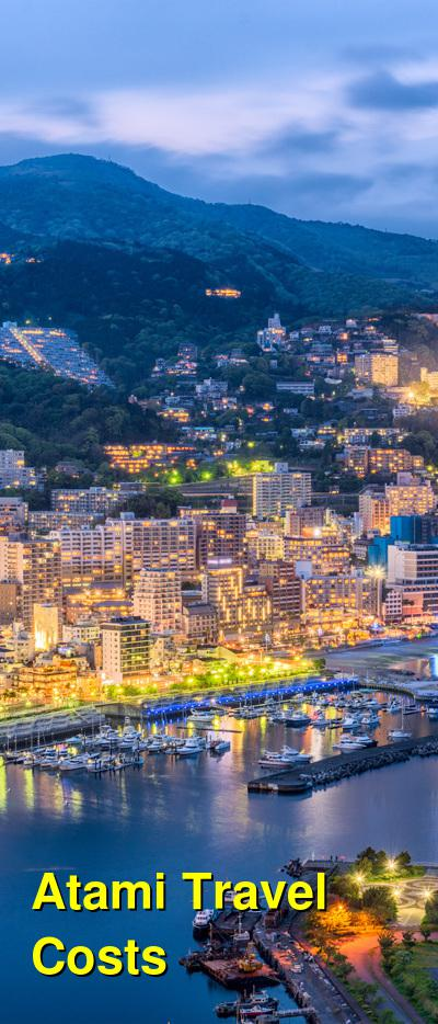 Atami Travel Cost - Average Price of a Vacation to Atami: Food & Meal Budget, Daily & Weekly Expenses | BudgetYourTrip.com