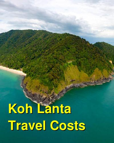 Koh Lanta Travel Costs & Prices - Scuba Diving, Beaches, Snorkeling | BudgetYourTrip.com