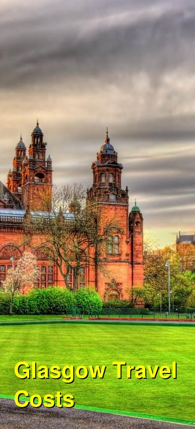 Glasgow Travel Cost - Average Price of a Vacation to Glasgow: Food & Meal Budget, Daily & Weekly Expenses | BudgetYourTrip.com