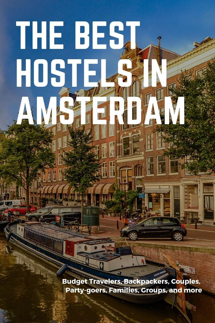 The Best Hostels in Amsterdam from $25 (July 2020) | Budget Your Trip