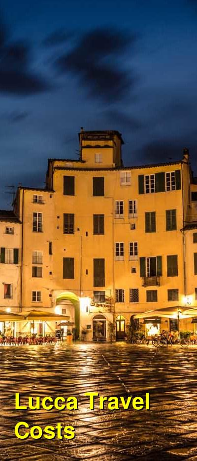 Lucca Travel Cost - Average Price of a Vacation to Lucca: Food & Meal Budget, Daily & Weekly Expenses | BudgetYourTrip.com