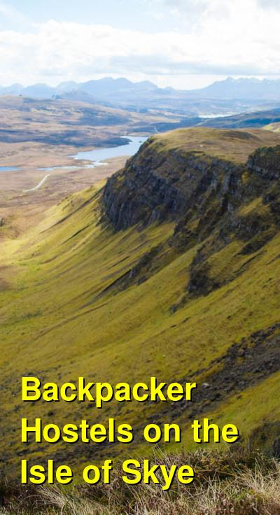 Backpacker Hostels on the Isle of Skye | Budget Your Trip