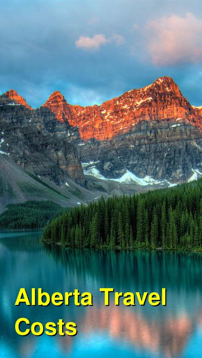 Alberta Travel Costs & Prices - Canadian Rockies, Skiiing