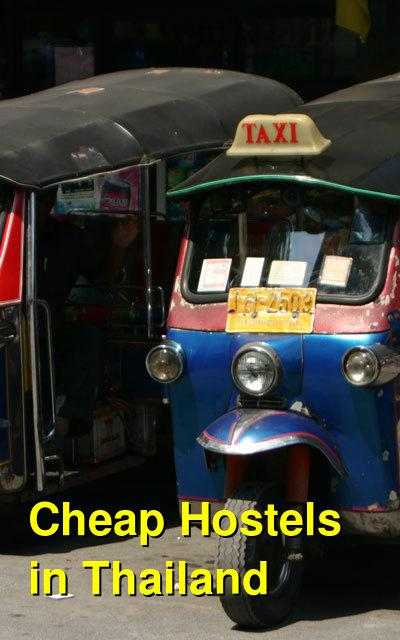 Cheap Hostels in Thailand | Budget Your Trip