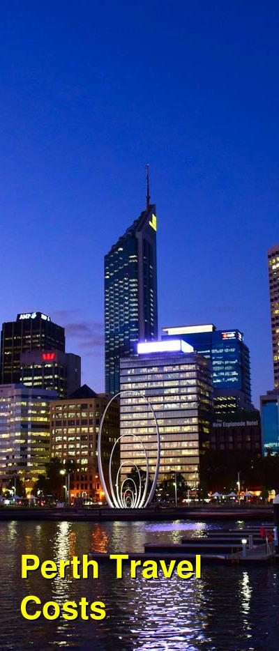 Perth Travel Cost - Average Price of a Vacation to Perth: Food & Meal Budget, Daily & Weekly Expenses | BudgetYourTrip.com