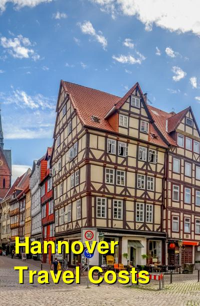 Hannover Travel Costs & Prices | BudgetYourTrip.com