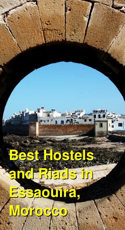 Best Hostels and Riads in Essaouira, Morocco | Budget Your Trip