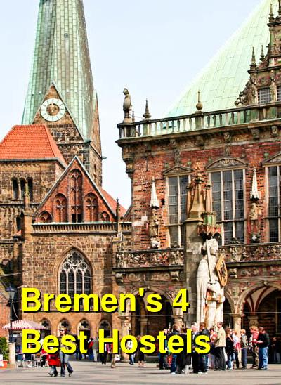 Bremen's 4 Best Hostels | Budget Your Trip