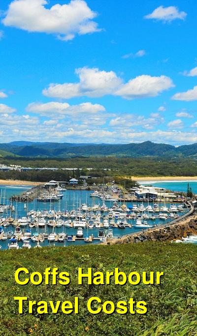 Coffs Harbour Travel Cost - Average Price of a Vacation to Coffs Harbour: Food & Meal Budget, Daily & Weekly Expenses | BudgetYourTrip.com