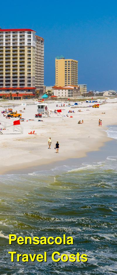 Pensacola Travel Cost - Average Price of a Vacation to Pensacola: Food & Meal Budget, Daily & Weekly Expenses | BudgetYourTrip.com