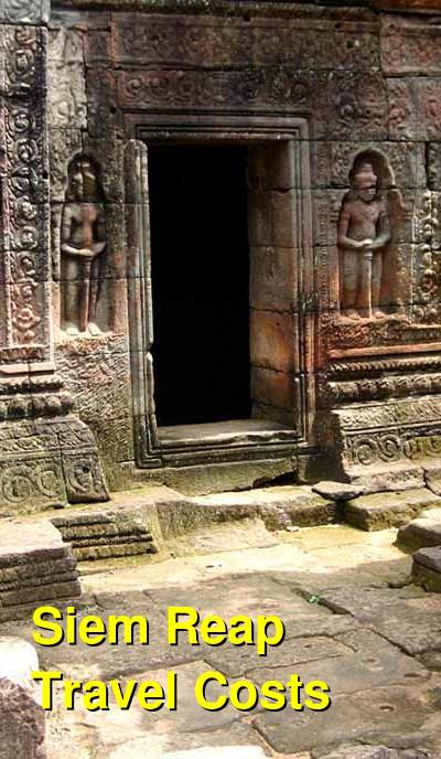 Siem Reap Travel Costs & Prices - Temples, Tours, & Tuk Tuks | BudgetYourTrip.com