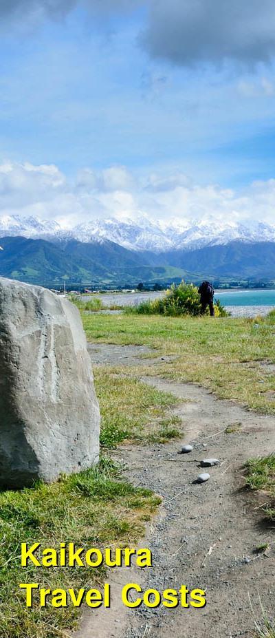 Kaikoura Travel Costs & Prices - Wildlife, Fyffe House, Hiking | BudgetYourTrip.com
