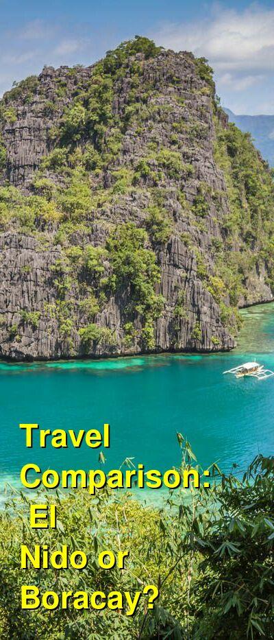 El Nido vs. Boracay Travel Comparison