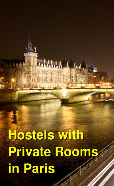 Hostels with Private Rooms in Paris | Budget Your Trip
