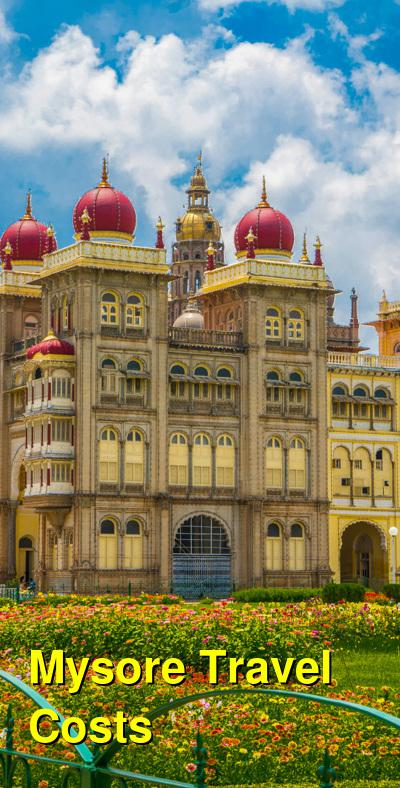 Mysore Travel Cost - Average Price of a Vacation to Mysore: Food & Meal Budget, Daily & Weekly Expenses | BudgetYourTrip.com