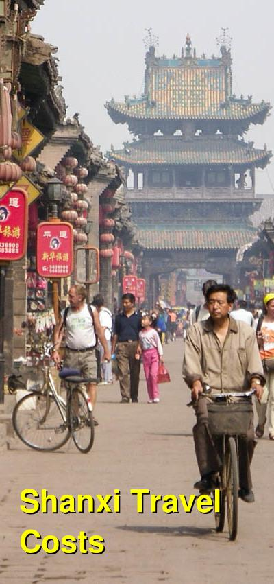 Shanxi Travel Cost - Average Price of a Vacation to Shanxi: Food & Meal Budget, Daily & Weekly Expenses | BudgetYourTrip.com