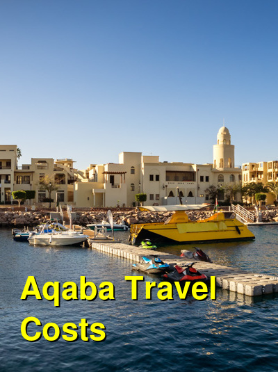 Aqaba Travel Cost - Average Price of a Vacation to Aqaba: Food & Meal Budget, Daily & Weekly Expenses | BudgetYourTrip.com