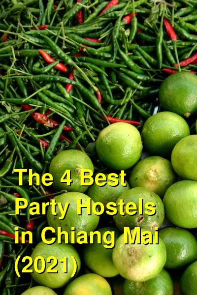 The 4 Best Party Hostels in Chiang Mai (2019) | Budget Your Trip