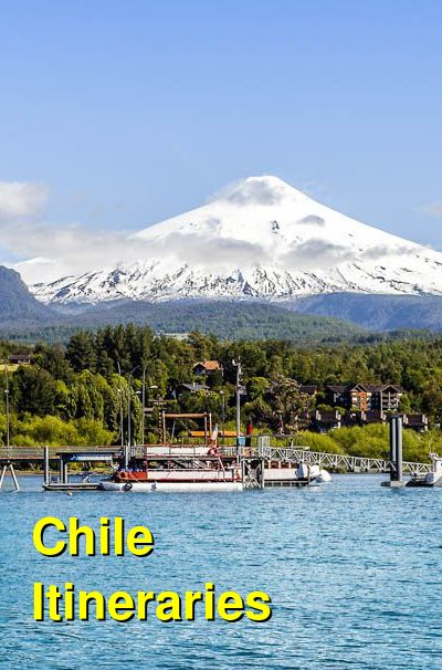 Chile Suggested Itineraries | BudgetYourTrip.com