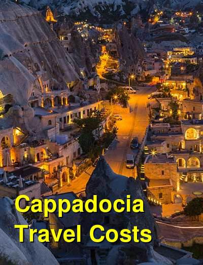 Cappadocia Travel Cost - Average Price of a Vacation to Cappadocia: Food & Meal Budget, Daily & Weekly Expenses | BudgetYourTrip.com