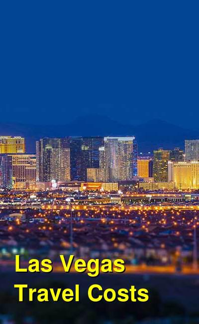 Las Vegas Travel Cost - Average Price of a Vacation to Las Vegas: Food & Meal Budget, Daily & Weekly Expenses | BudgetYourTrip.com