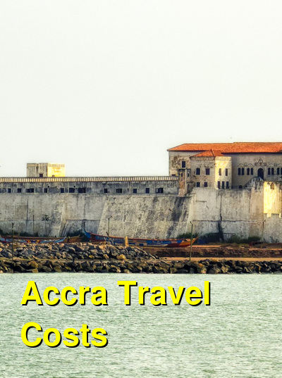 Accra Travel Cost - Average Price of a Vacation to Accra: Food & Meal Budget, Daily & Weekly Expenses | BudgetYourTrip.com
